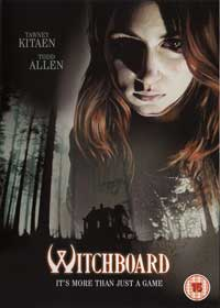 Witchboard - 11 x 17 Movie Poster - UK Style B