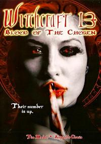 Witchcraft 13: Blood of the Chosen - 11 x 17 Movie Poster - Style A
