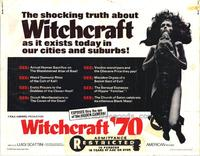Witchcraft '70 - 22 x 28 Movie Poster - Half Sheet Style A