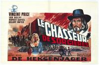 Witchfinder General - 27 x 40 Movie Poster - Belgian Style A