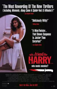 With a Friend Like Harry - 11 x 17 Movie Poster - Style A