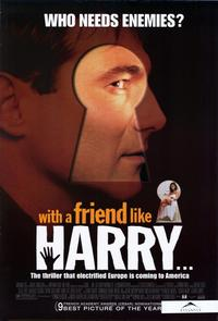 With a Friend Like Harry - 11 x 17 Movie Poster - Style B