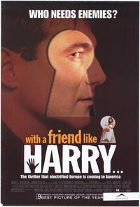 With a Friend Like Harry - 27 x 40 Movie Poster - Style B