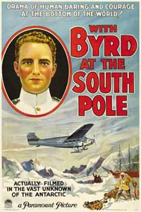 With Byrd at the South Pole - 27 x 40 Movie Poster - Style A