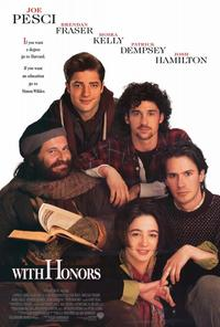 With Honors - 27 x 40 Movie Poster - Style A