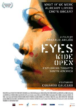With My Eyes Wide Open - 11 x 17 Movie Poster - Style A