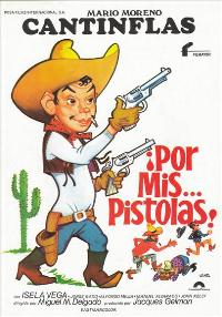 With My Guns - 27 x 40 Movie Poster - Spanish Style A