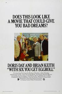 With Six You Get Eggroll - 27 x 40 Movie Poster - Style A