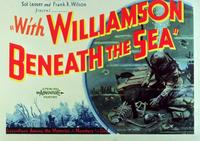 With Williamson Beneath the Sea - 11 x 14 Movie Poster - Style A
