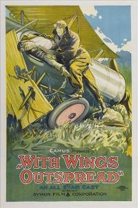 With Wings Outspread - 11 x 17 Movie Poster - Style A