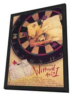 Withnail and I - 11 x 17 Movie Poster - Style A - in Deluxe Wood Frame