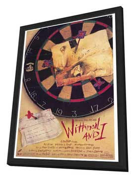 Withnail and I - 27 x 40 Movie Poster - Style A - in Deluxe Wood Frame
