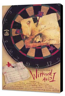 Withnail and I - 11 x 17 Movie Poster - Style A - Museum Wrapped Canvas