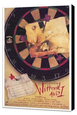 Withnail and I - 27 x 40 Movie Poster - Style A - Museum Wrapped Canvas