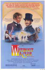Without a Clue - 11 x 17 Movie Poster - Style A