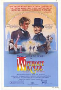 Without a Clue - 27 x 40 Movie Poster - Style A