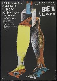 Without a Clue - 27 x 40 Movie Poster - Polish Style A