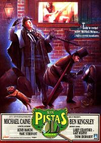 Without a Clue - 27 x 40 Movie Poster - Spanish Style A