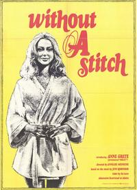 Without a Stitch - 11 x 17 Movie Poster - Style A