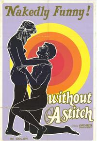 Without a Stitch - 11 x 17 Movie Poster - Style B