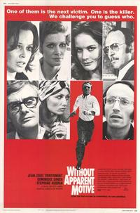 Without Apparent Motive - 11 x 17 Movie Poster - Style A