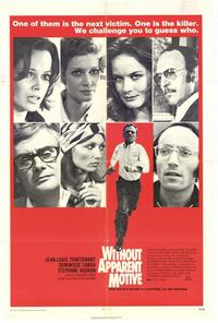 Without Apparent Motive - 27 x 40 Movie Poster - Style A