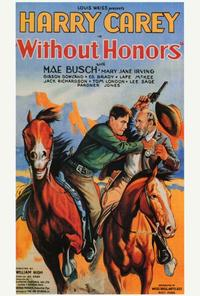 Without Honors - 27 x 40 Movie Poster - Style A