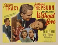 Without Love - 22 x 28 Movie Poster - Half Sheet Style A