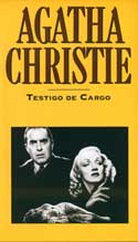 Witness for the Prosecution - 27 x 40 Movie Poster - Spanish Style B