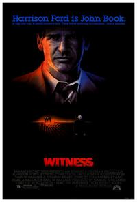 Witness - 27 x 40 Movie Poster - Style A