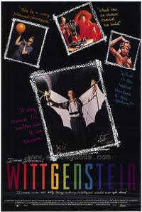 Wittgenstein - 24 x 36 Movie Poster - Style A