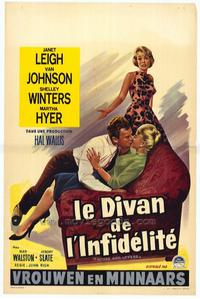 Wives and Lovers - 11 x 17 Movie Poster - Belgian Style A