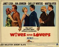 Wives and Lovers - 11 x 14 Movie Poster - Style A