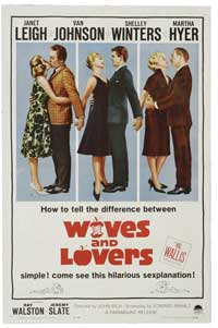 Wives and Lovers - 11 x 17 Movie Poster - Style A