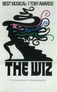 Wiz, The (Broadway) - 14 x 22 Poster - Style A