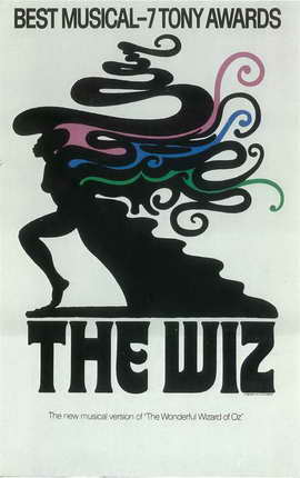 Wiz, The (Broadway) - 11 x 17 Poster - Style A