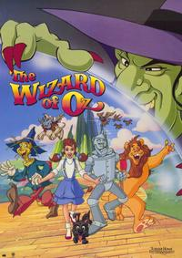 The Wizard of Oz (animated) - 11 x 17 Movie Poster - Style A