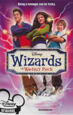 Wizards of Waverly Place (TV) - 11 x 17 Movie Poster - Style A