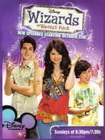 Wizards of Waverly Place (TV) - 11 x 17 Movie Poster - Style B