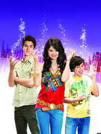 Wizards of Waverly Place (TV) - 11 x 17 Movie Poster - Style D