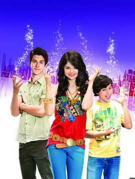 Wizards of Waverly Place (TV) - 27 x 40 Movie Poster - Style E