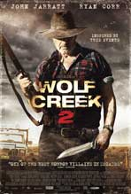 Wolf Creek 2 - 27 x 40 Movie Poster - Style A