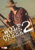 Wolf Creek 2 - 27 x 40 Movie Poster - Australian Style B