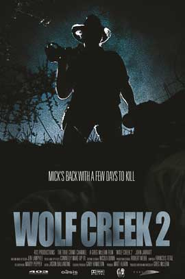 Wolf Creek 2 - 27 x 40 Movie Poster - Australian Style A
