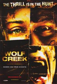 Wolf Creek - 11 x 17 Movie Poster - Style A