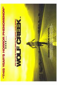 Wolf Creek - 27 x 40 Movie Poster - Style A