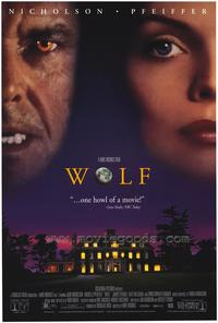Wolf - 27 x 40 Movie Poster - Style A