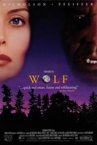 Wolf - 27 x 40 Movie Poster - Style B