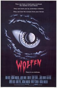 Wolfen - 11 x 17 Movie Poster - Style A