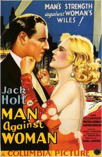 Woman against woman - 27 x 40 Movie Poster - Style A